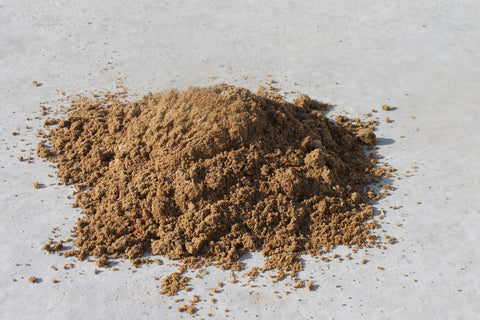 Harpet sand 0-8 mm