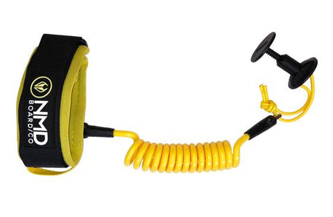Leash Bodyboard Biceps NMD - Amarelo