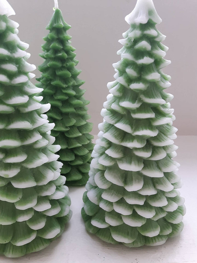 How We Make Our Pine Tree Candles