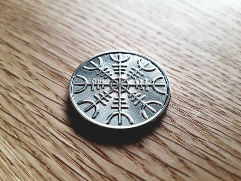 Helm of Awe - Gift Coin