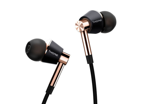 1More Triple Driver In-ear Headphones