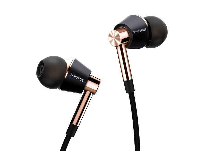 1More Triple Driver Inear Headphone