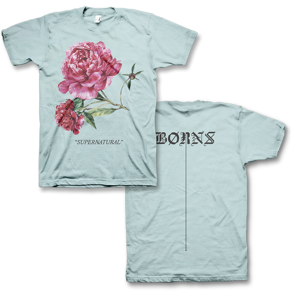 Supernatural Rose T-Shirt