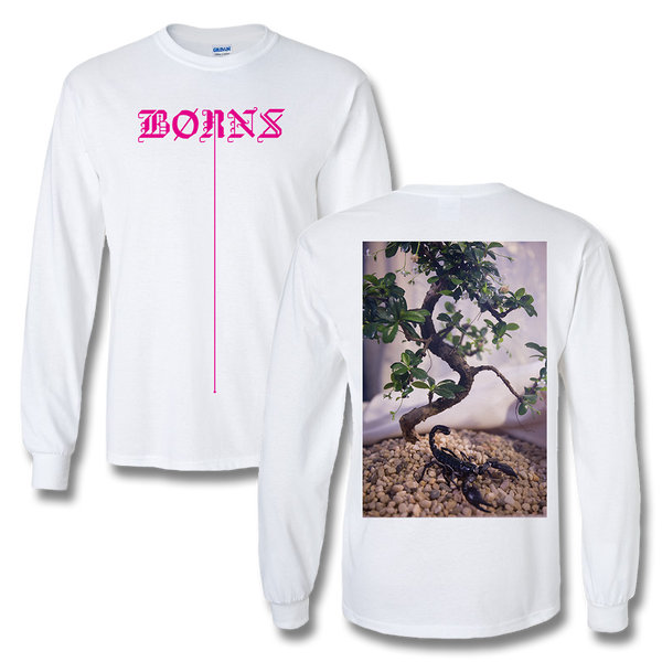 Scorpion Long Sleeve T-Shirt