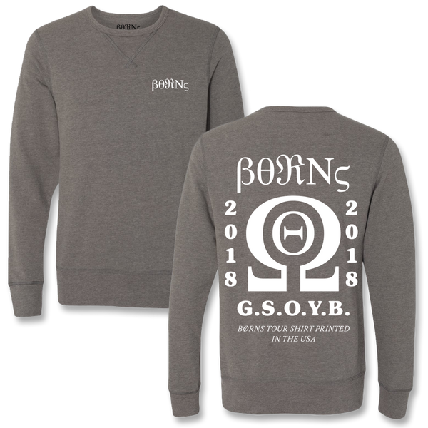 GSOYB Tour Sweatshirt