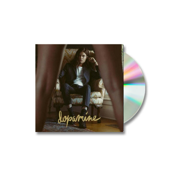 Official BØRNS Dopamine CD