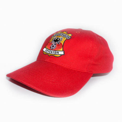 Go Ahead Eagles Cap - Rood
