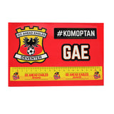 Go Ahead Eagles - Koelkastmagneten