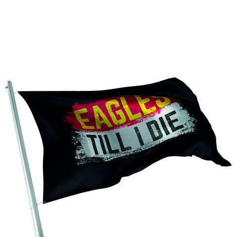 Supportersvlag - Eagles till I die
