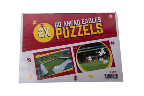 Go Ahead Eagles - 2 puzzles