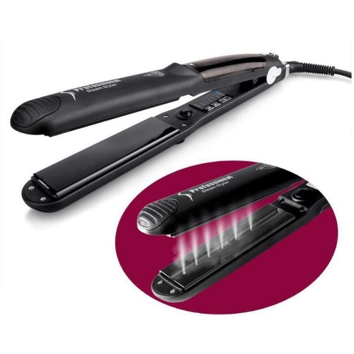 ArganPro™ - Salon Professional Steam Hair Straightener