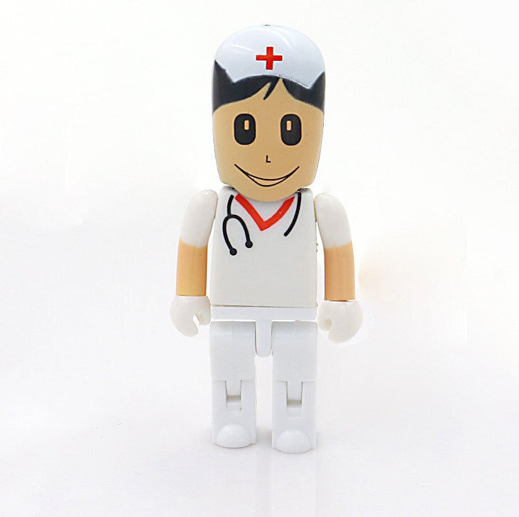 Nurse & Doctor USB Drive