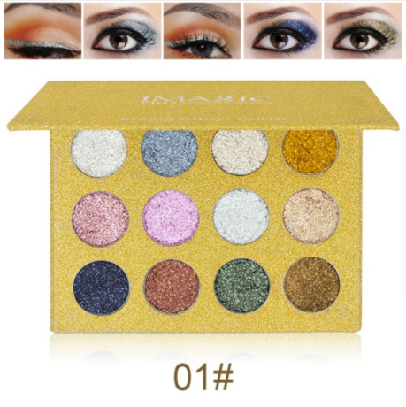 Rainbow Unicorn Pro Pallete