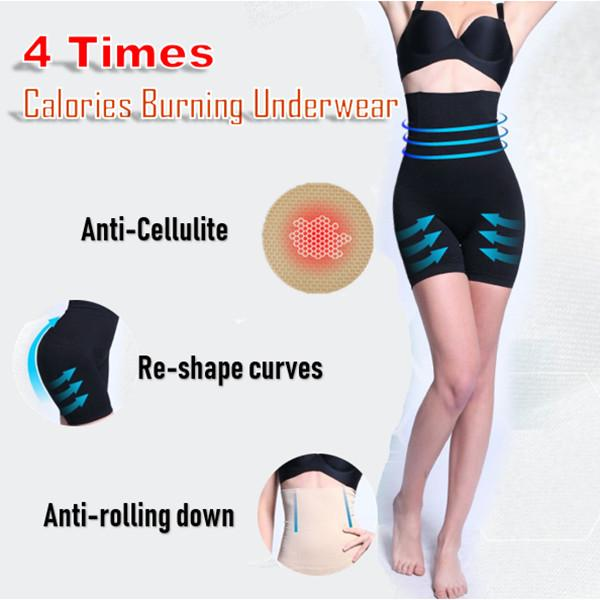 New generation 4 Times Calories Burning Slimming Underwear Anti-Cellulite - ZUNARIS