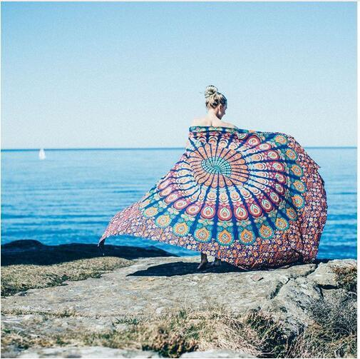 THE BOHEMIAN™ MANDALA TAPESTRY