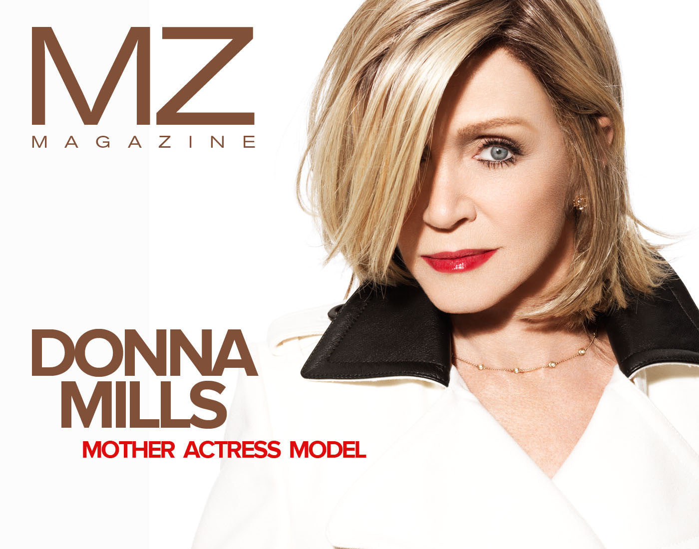 EXCLUSIVE INTERVIEW WITH DONNA MILLS