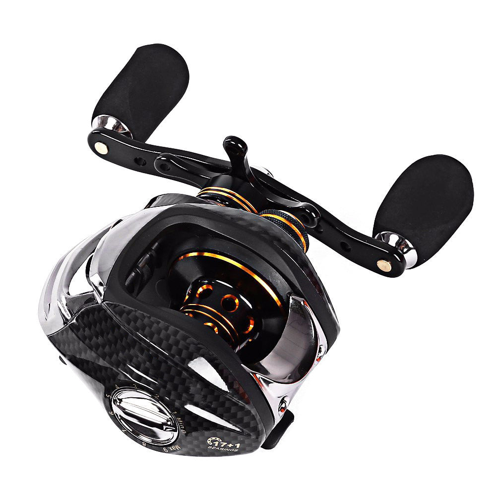 Noble Icon Fishing Reel Carbon Fiber Edition Fishermans Lair