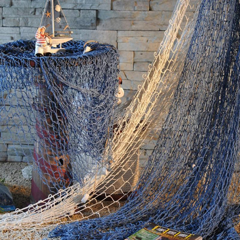 Fishing Net Garden Home Room Decor-GKandaa.net