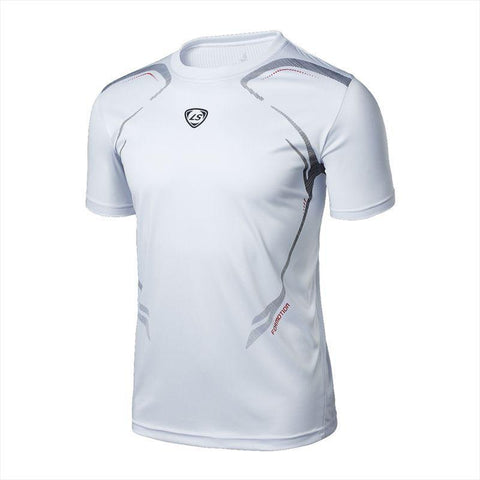 Men's T-Shirts Fashion Sport fitness Dry-GKandaa.net