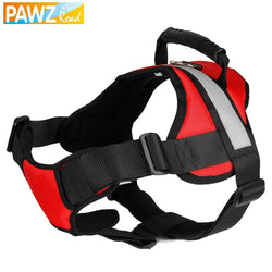 Free Shipping Big Dog Harness Reflective Pet Products for Dogs Running can be Control Pull-resistant 2 Colors S/M/L - GKandAa - 1