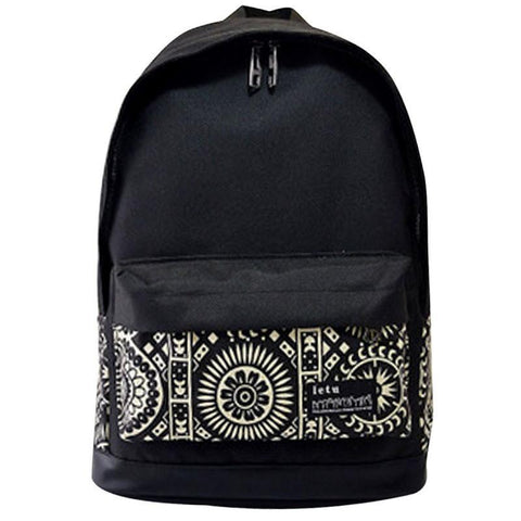 School Backpacks for kids for college Girls Rucksack Vintage Laptop-GKandaa.net