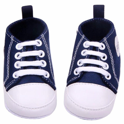 Baby Shoes 1 Pair Boy Girl Sport Soft Bottom Toddler Anti-slip Boots-GKandaa.net