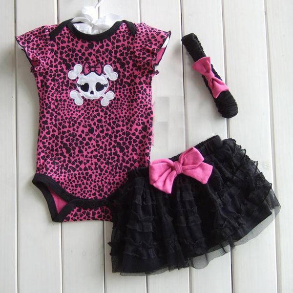 Baby Clothing Sets 3 pcs Toddler Summer-GKandaa.net