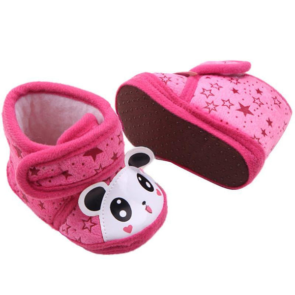 Baby Shoes Toddler Winter Boots Cute 0-12 Manzellina.myshopify.com