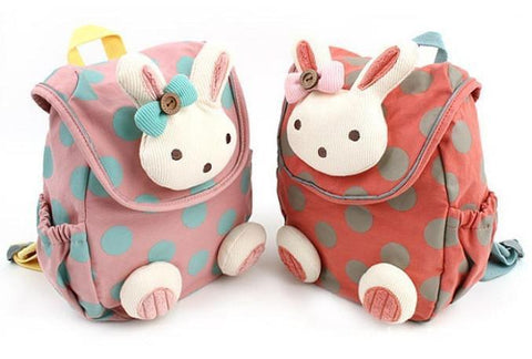Backpack 3D cute rabbit school baby-GKandaa.net