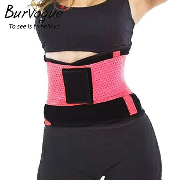 Women Best Body Shaper waist training corsets Belt sport Firm-GKandaa.net