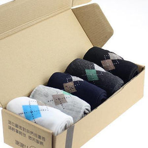 Men's Socks Quality 5 colors winter Casual Sports-GKandaa.net