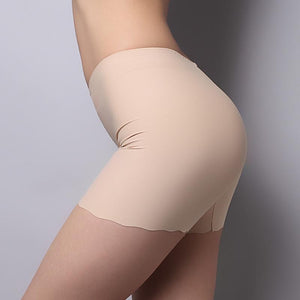 Women's Panties seam Tights short-GKandaa.net