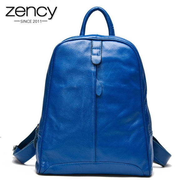Backpacks 100% Real Soft genuine leatheranzellina.myshopify.com