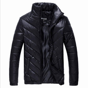 Men's Jackets winter Coat Padded winter Outwear Casual Coat 5XL A040-GKandaa.net