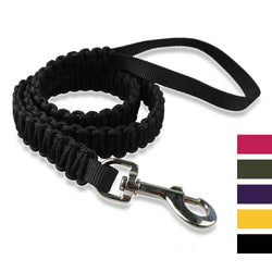 "40 Inch Nylon ed Dog Leash Pet Walking Leads Puppy Products 1.0""wide for Small Breeds - GKandAa - 1"
