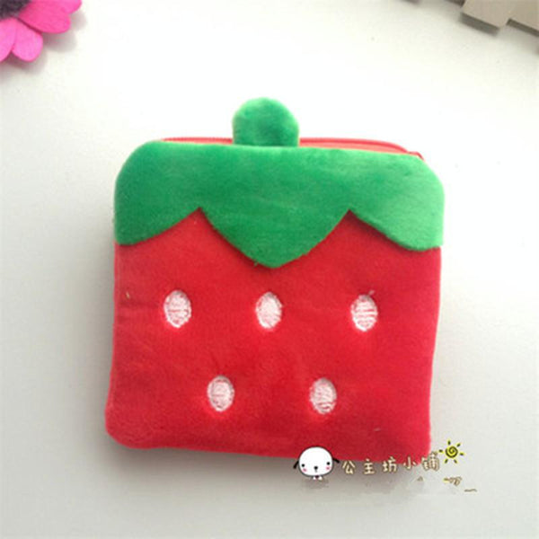 Backpack Watermelon Strawberry Card Holdersanzellina.myshopify.com