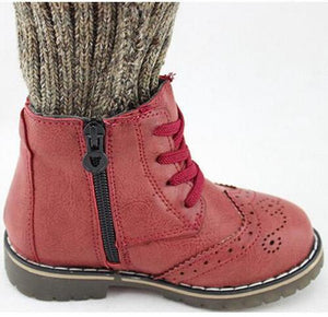 Girls' Winter Boots Fashion Boots cotton-GKandaa.net