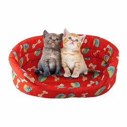 Pet Products Beds cushion Size L M Bed dog Bed House ET0060 - GKandaa.net