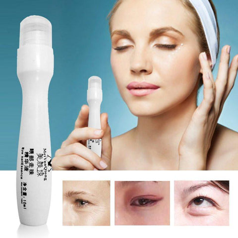 Eye Cream Natural Essence Remove Eye Bags Wrinkles-GKandaa.net