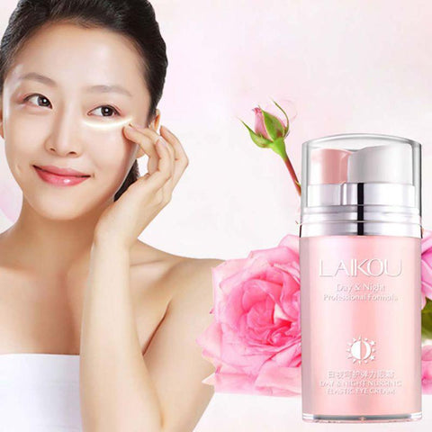 Eye Cream Rose Essence Circles Anti-puffiness Finelines-GKandaa.net