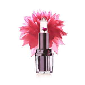 Super Flower Lipstick Magic Color Nutritive Lip Balm-GKandaa.net