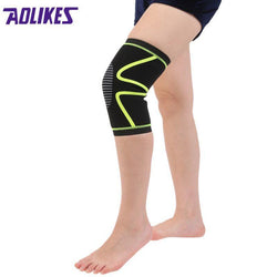 Compression Knee Sleeve Flexible Fit Brace Support - GKandaa.net