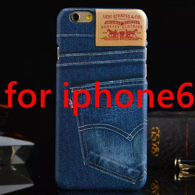 Case Cover for iPhone 5 SE / 6 / 6plus Blue 5S / 6s / 6 plus Hard PC-GKandaa.net