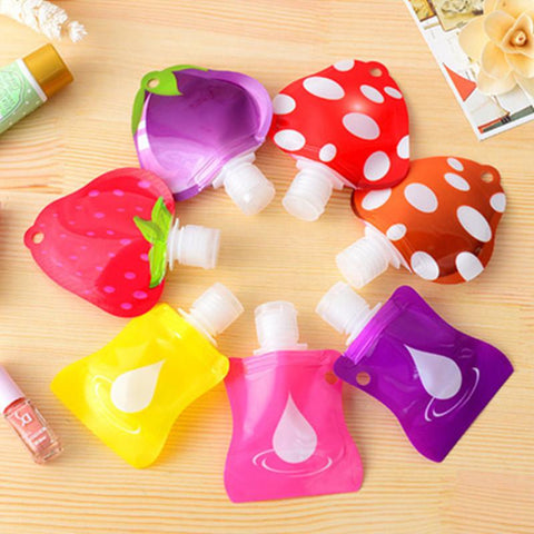 Bathroom Accessories 1pcs Shampoo/up Fluid Bottle Packaging Bottles-GKandaa.net