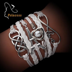 Charm Bracelets Fashion Multilayer Bracelet - GKandAa - 1