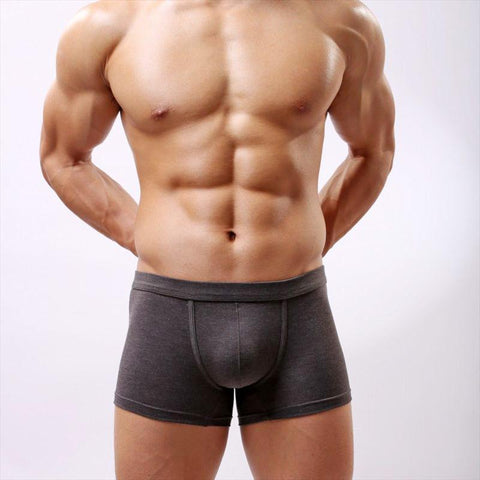 Men's Underwear Modal Solid 7 colors size L-XXL-GKandaa.net