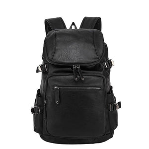 Backpacks Bags Casual Outdoor Oil Wax Leather Laptop College Schoolanzellina.myshopify.com