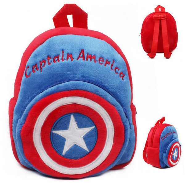 Backpack Plush bag gifts Boy Girl student-GKandaa.net