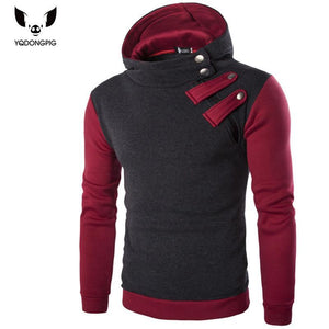Men's Hoodies hooded Zipper Sport suite Slim-GKandaa.net