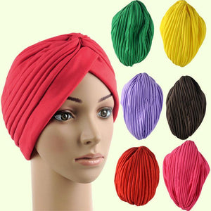 Women's Beanies Warm Stretchy Indian hat-GKandaa.net